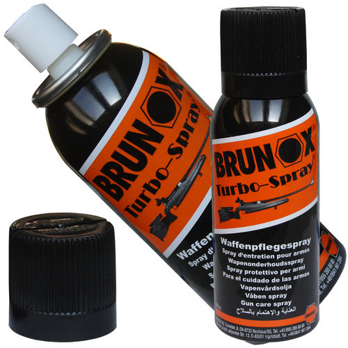 Brunox Turbospray 120 ml Waffenpflegespray Nr. 1