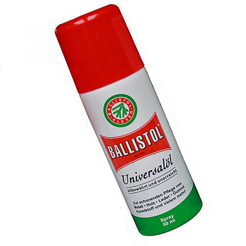 Ballistol Universalöl Spray 50 ml Pflegeöl