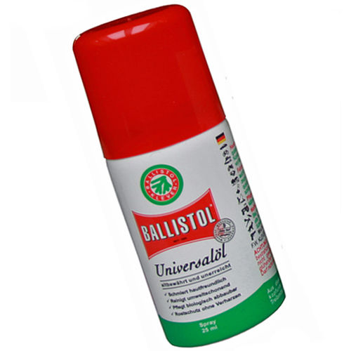 Ballistol Universalöl Spray 25 ml Pflegeöl