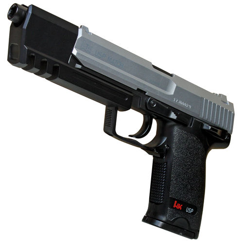 Heckler & Koch USP Match Airsoft Pistole Federdruck < 0,5 Joule