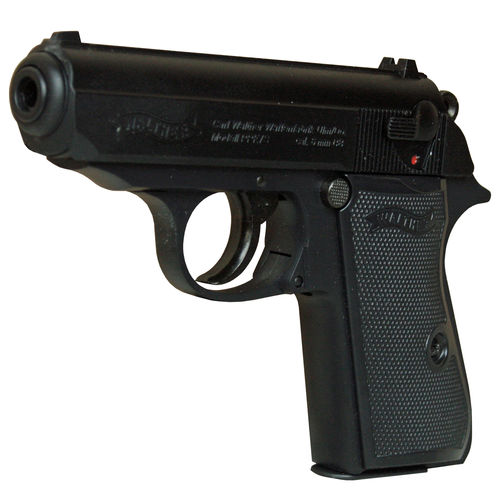 Walther PPK/S Airsoft Pistole Federdruck 6 mm < 0,5 Joule