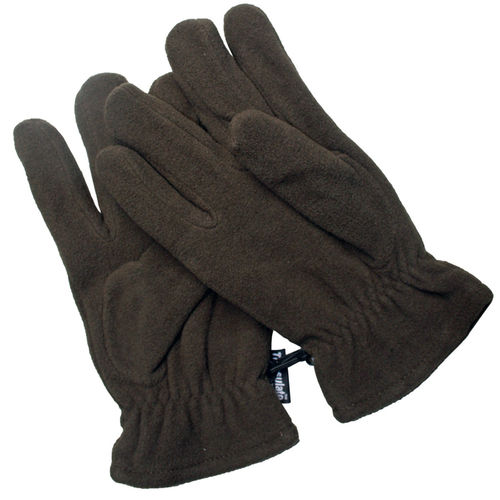 MFH Fleece-Handschuhe, oliv, 3M™ Thinsulate™ Insulation