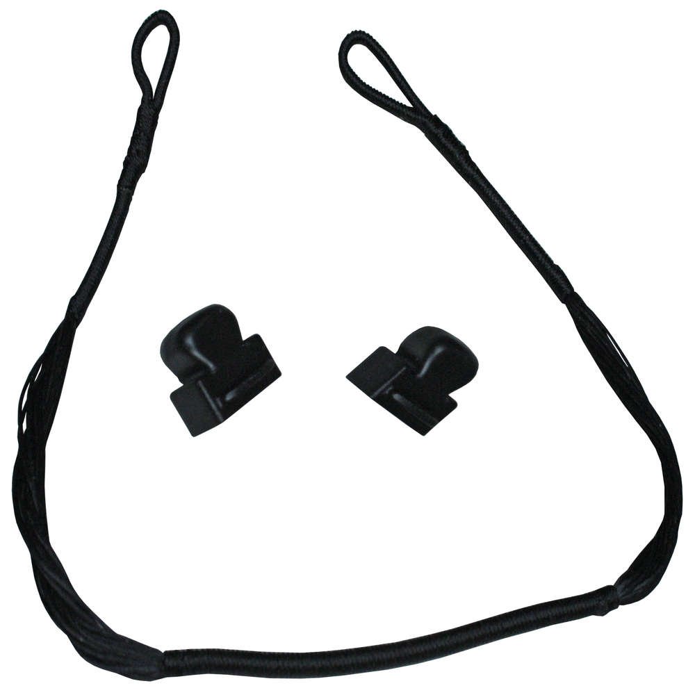 Haller replacement string black 43 5 cm for crossbow pistols