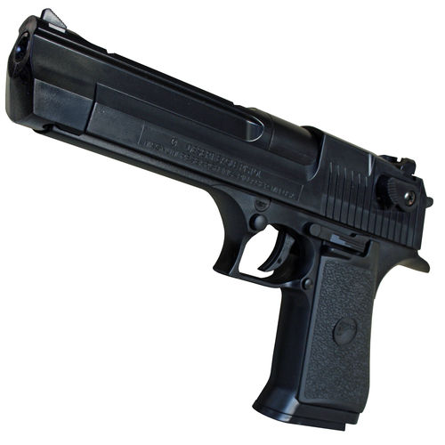 Desert Eagle .50AE Softair Pistole Federdruck 6 mm < 0,5