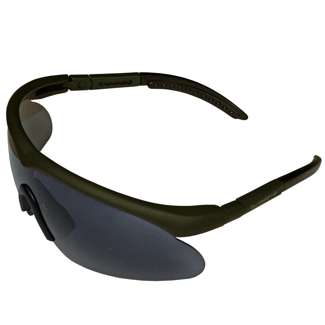 2755f366a139 SWISS EYE Raptor green sports glasses sunglasses with interchangeable lenses